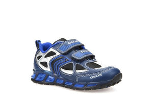 j7494a geox blue light up trainers