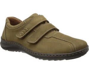 Denver Men's Shoes with Velcro Fastening