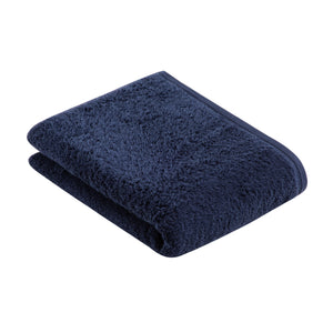 The World's First Certified Vegan Towel in Navy