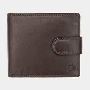 Washington Brown Wallet colsed