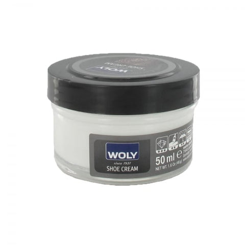 Woly White Shoe Cream 50ml