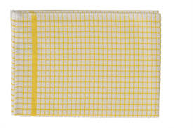 Samuel Lamont Poli Dri Tea Towel Yellow