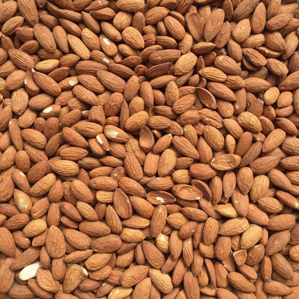 ALMONDS, California, sustainably grown | Organic Matters