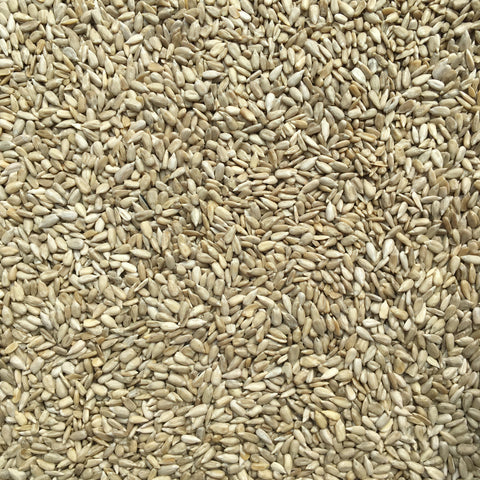 ORGANIC SUNFLOWER SEEDS, raw, shelled, imported