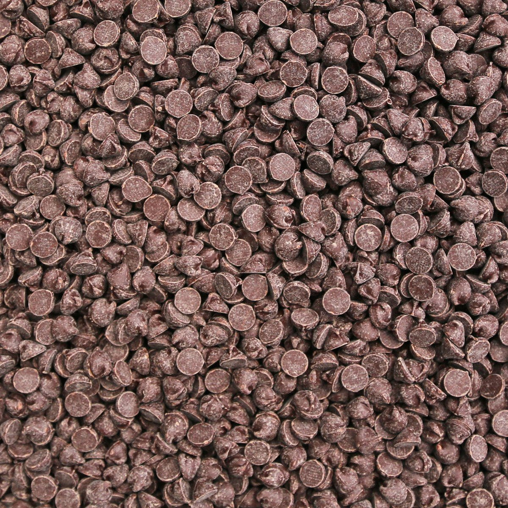 ORGANIC CHOCOLATE CHIPS, 1000ct, 45% semi sweet