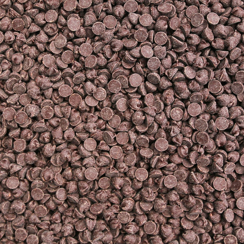 ORGANIC CHOCOLATE CHIPS, 1000ct, 45% semi sweet | Organic Matters