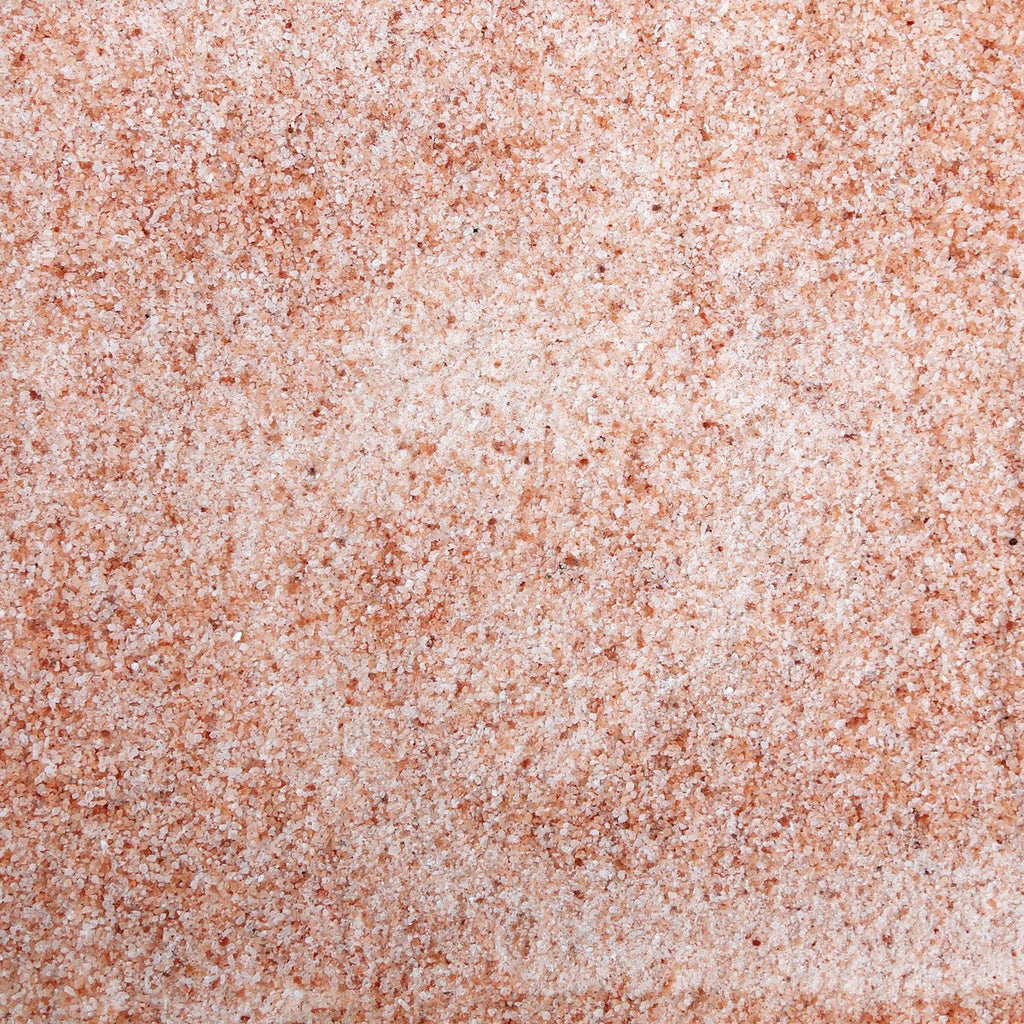 SALT, HIMALAYAN, natural pink, fine ground