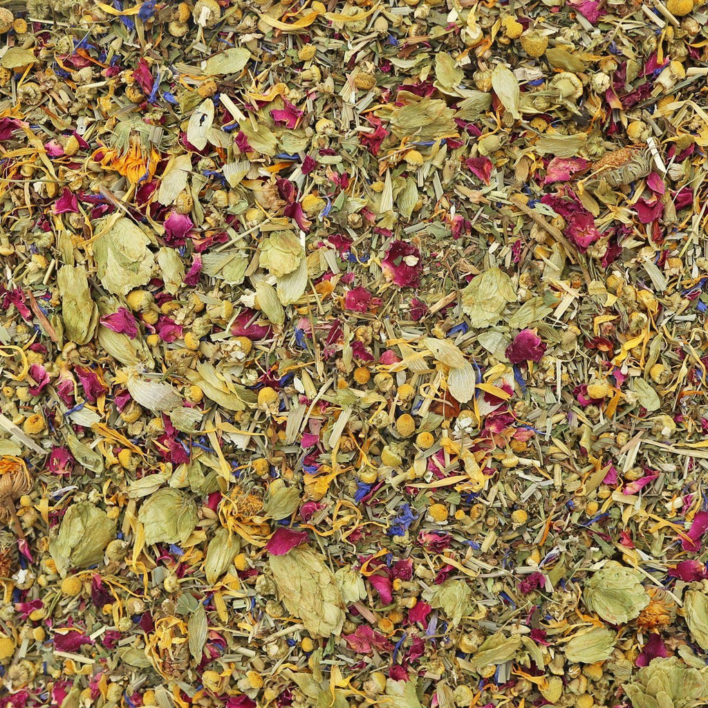 ORGANIC HERBAL NIGHTTIME TEA BLEND | Organic Matters