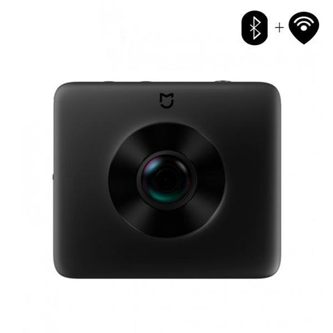 360° Panorama Action Cam 23.88MP/Ambarella A12/3.5K HD Video Record/WiFi/Bluetooth-12 Left!