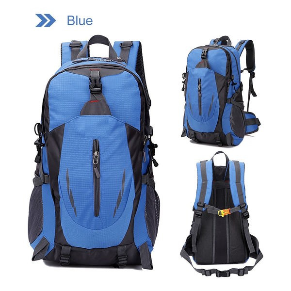 40L Hiking, Camping & Traveling Backpack