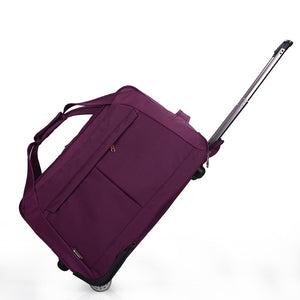 Small Wheeled Travel Bag Luggage Available in 5 Different Colors