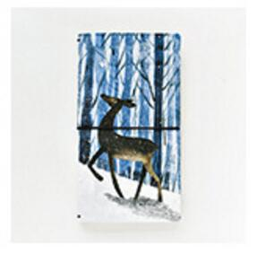 Forest & Deer Collection Diary Notebook Planner