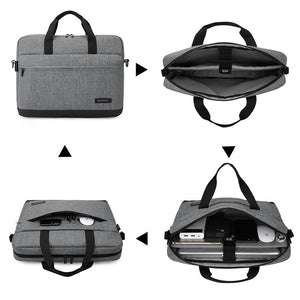 BAGSMART 15.6 Inch Laptop Briefcase Bag - ONLY 10 Per Color Left!