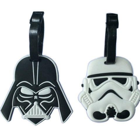 Star Wars Luggage Tag/Suitcase ID/Baggage Boarding Tag