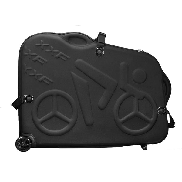 "High Impact EVA Bicycle Travel Case 26""/27.5"" Mountain Bike or 700C Road Bike"