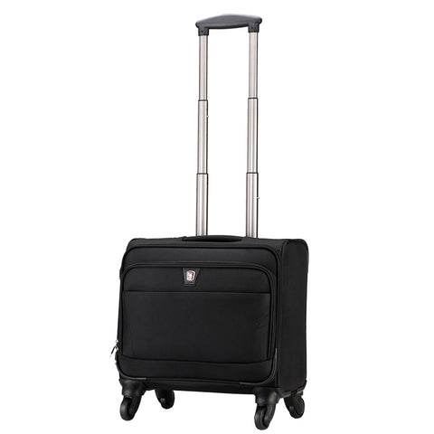 16 inch Rolling Waterproof Carry-On Luggage/Suitcase For Business Travel