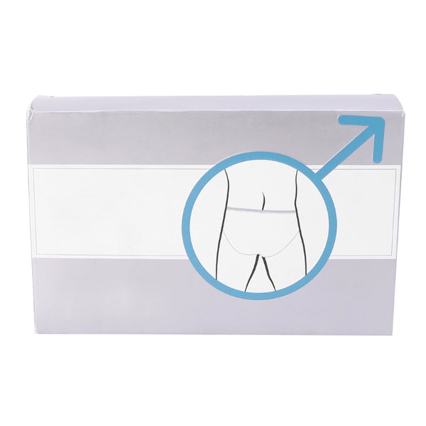 Men's Disposable Brief Underwear For Traveling, Hunting, Etc.