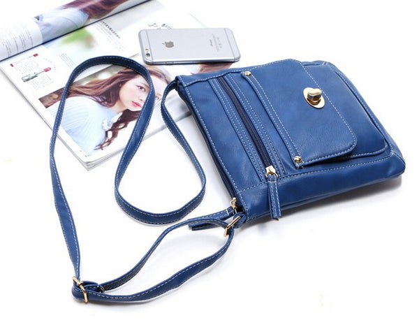 Famous Brand Shoulder Crossbody Bag Purse