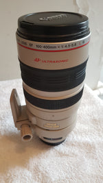 Canon EF L IS USM 100-400 mm f/4,5-5,6 excellent état + garantie