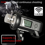 Flash Godox AD400 Pro Monture Bowens 2.4G Wireless X System CD50 T03Y