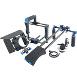 Cage Neewer avec Cage video/Matte Box/Follow Focus, slide pour Canon Nikon Sony