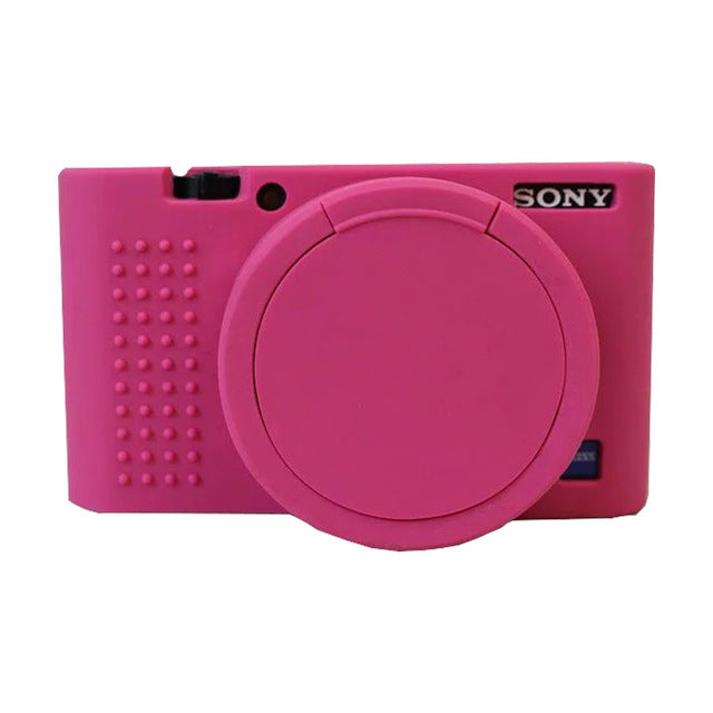 Housse silicone de protection anti-choc pour Sony RX100 III IV V RX100IV RX100V