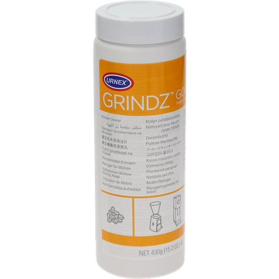 Urnex Grindz Professional Coffee Grinder Cleaner 430g - منظف مطاحن القهوة
