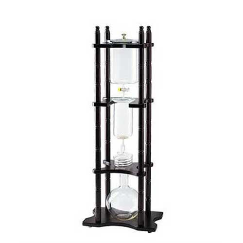 Large Cold Drip Tower Black - Tiamo - Specialty Hub