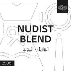 MAN VERSUS MACHINE - NUDIST BLEND 250g