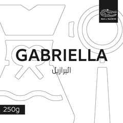 MAN VERSUS MACHINE - GABRIELLA 250g