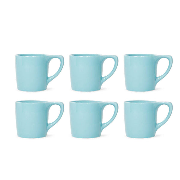 LINO Mug 10 oz Blue (Set of 6) - notNeutral - Specialty Hub