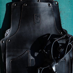 Murdoc Leather Aprons