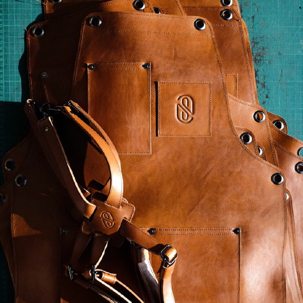 Murdoc Leather Aprons - Specialty Hub