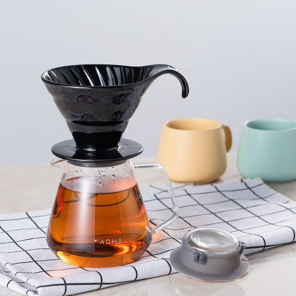 Ceramic Coffee Dripper Set  - Tache