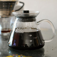 Glass 500ml Server - Kalita - Specialty Hub