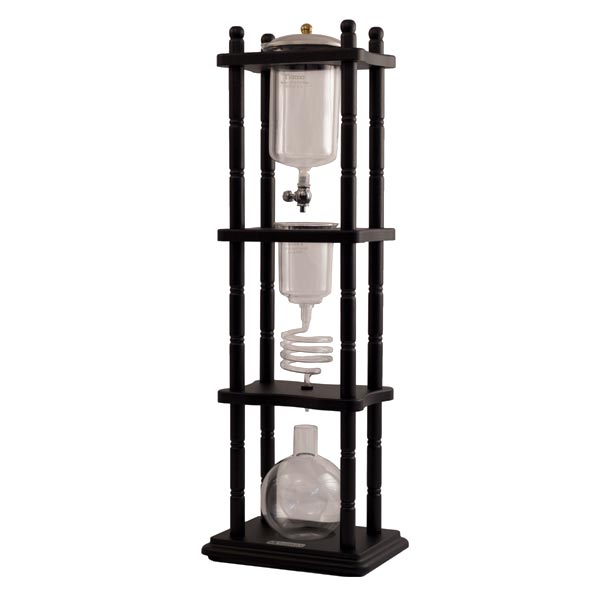 Small Cold Drip Tower Black - Tiamo - Specialty Hub