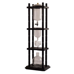 Small Cold Drip Tower Black - Tiamo