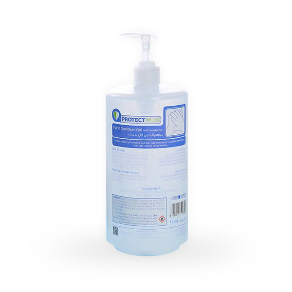 Hand Sanitizer with Pump 1L - Reza Hygiene - معقم - Specialty Hub