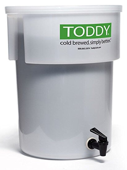Commercial Model with lift Cold Brew System - TODDY - Specialty Hub