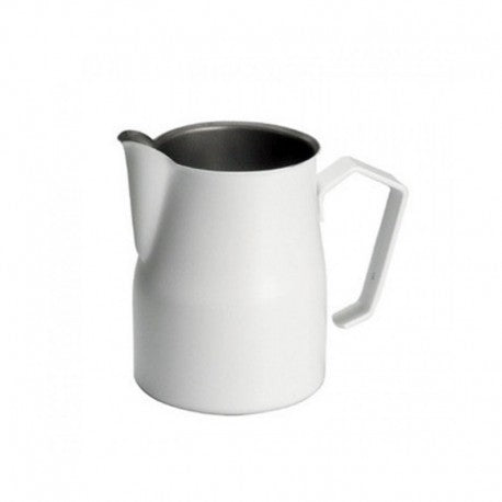 Motta - White Milk pitcher 500 ml- إناء تبخير الحليب موتا - Specialty Hub