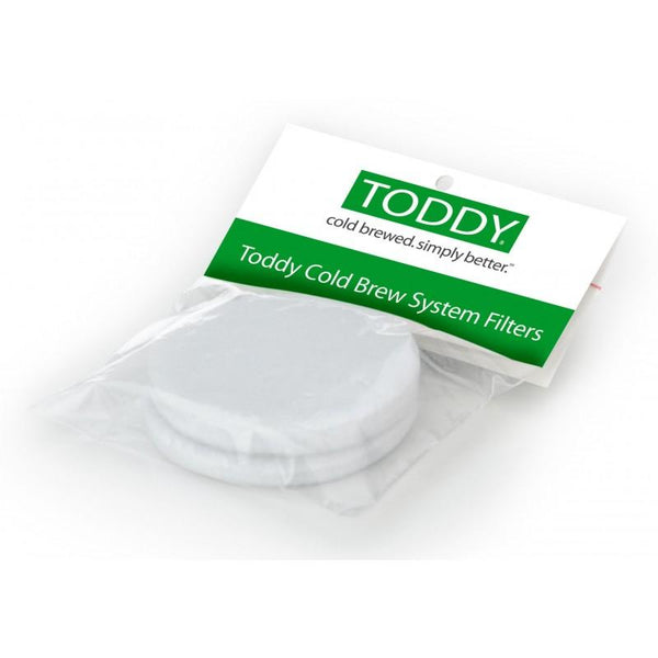 Toddy cold brew - 2 Pcs Filter -  فلاتر تودي الصغيرة - Specialty Hub