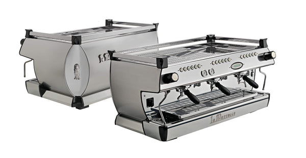 La Marzocco GB5 3 Group Independent boilers & Cup Warmer