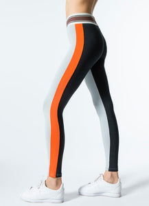 Women's Colorblock Athletic Leggings - ShE HAUTE FITNESS