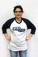"Shepherds College ""Soaring Eagles"" 3/4 Sleeve Jersey Tee"