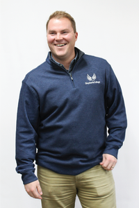 Shepherds College 1/4 Zip Pullover