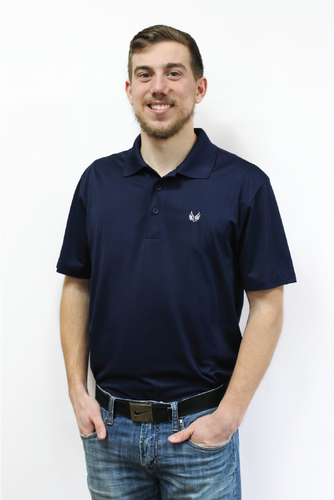 Shepherds College Sport-Wicking Polo Shirt