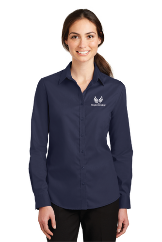 Shepherds College Women's Dress Shirt