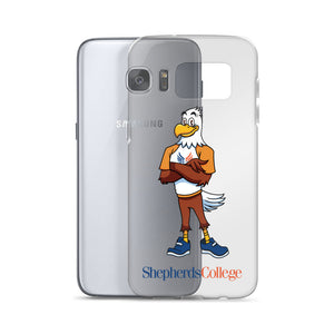Shepherds College Sherman Samsung Phone Case