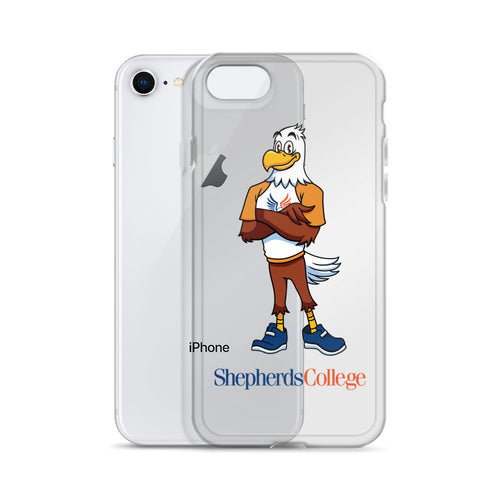 Shepherds College Sherman iPhone Case