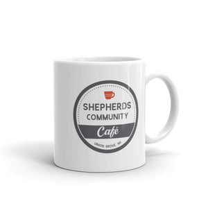 Shepherds Community Cafe 11oz Ceramic Mug